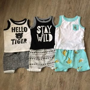 Old Navy Tank & Short Sets